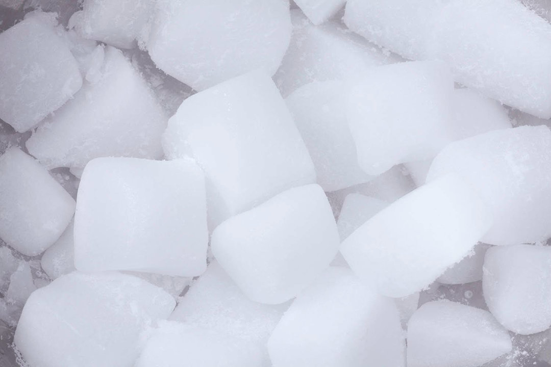 About dry ice