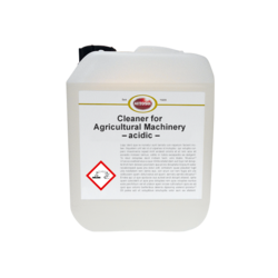AUTOSOL® Cleaner For Agricultural Machinery - acidic