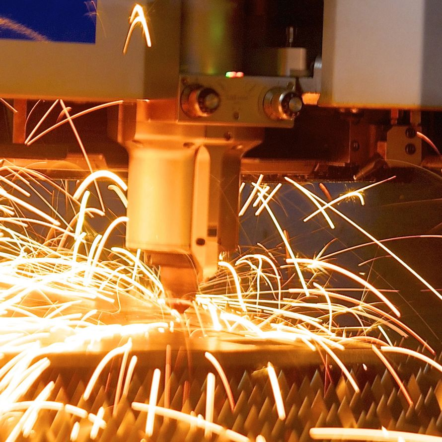 Laser Cutting Advantages